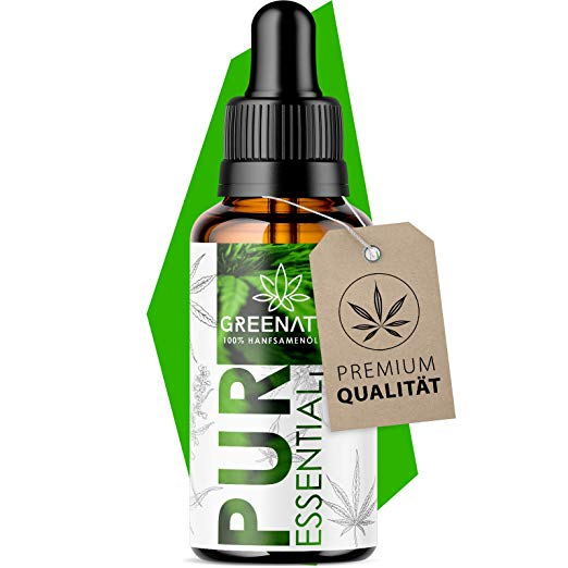 Green Edition Hanföl 10% CBD Öl