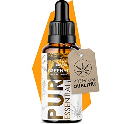 Orange Edition Hanföl 5% CBD Öl